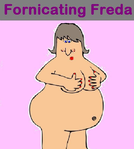 fornicating