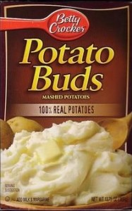 Potatobudspapa