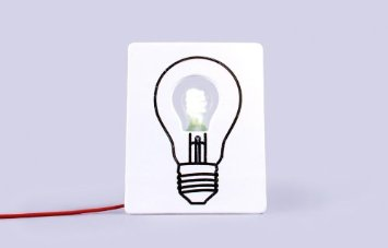 Draw Your Own Lamp