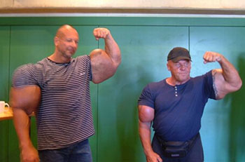 Synthol: Fake Muscle Bulge Oil » The Worst Things For Sale