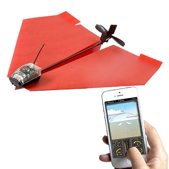 bluetooth-paper-airplane
