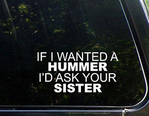 hummer-sister