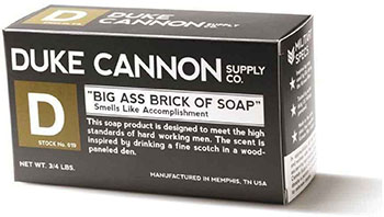 man-soap