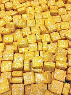 starburst-lemon