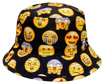 emoji-bucket-hat