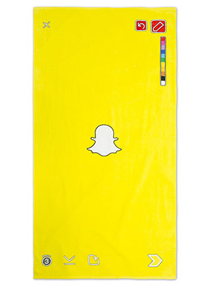 snapchat-beach-towel