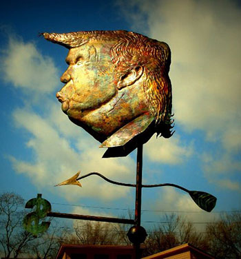 donald-trump-weathervane