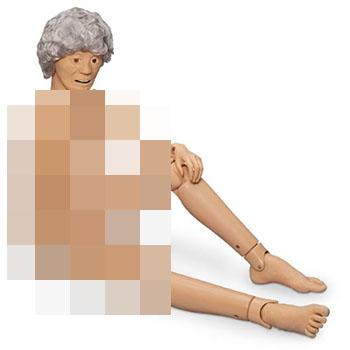 geriatric-nursing-mannequin