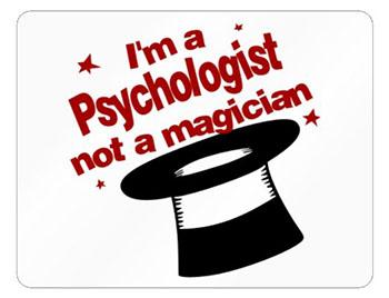 psychologist-magician