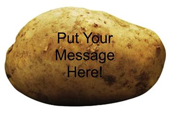 send-a-message-on-a-potato