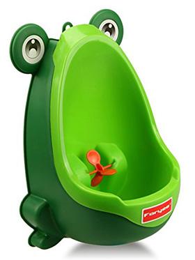 frog-urinal