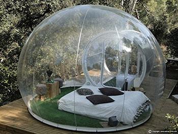 bubble-tent