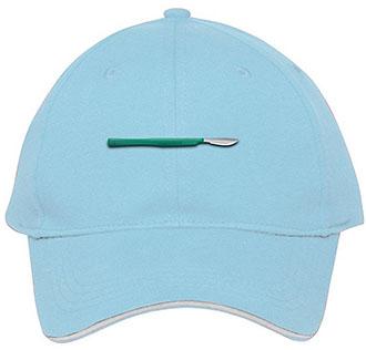 scalpel-hat