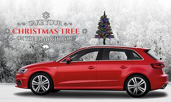 car-christmas-tree