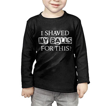 i-shaved-my-balls
