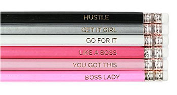 motivational-pencil-set