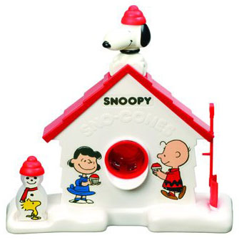 snoopy-sno-cone-machine
