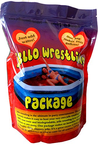 jello-wrestling